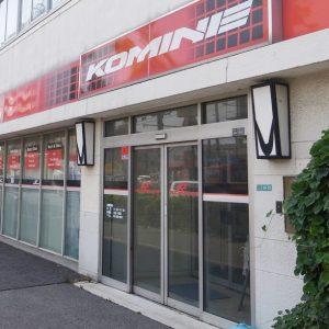 komine コミネ本社
